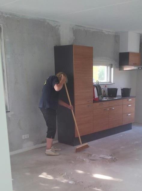 Interieurverzorging door WSK Oudeschoot