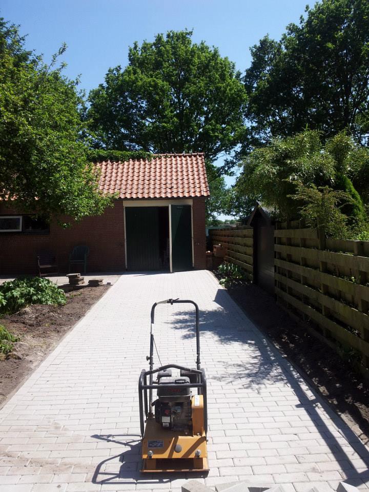 WSK Oudeschoot ook voor uw tuin of bestrating wensen